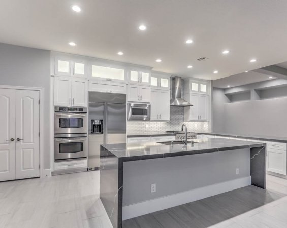 full kitchen remodel for luxury home las vegas