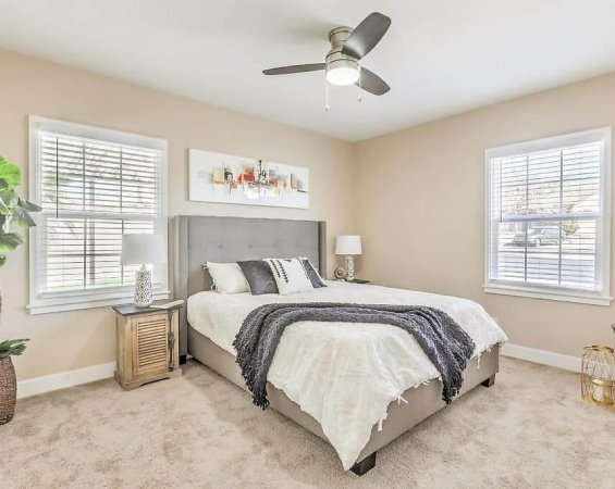 Interior paint for bedroom