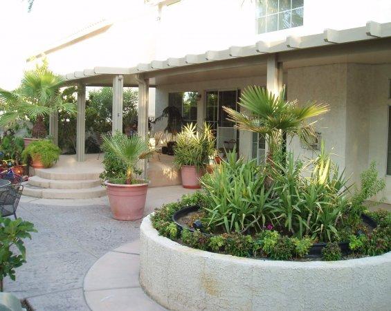 Las Vegas Remodel Contractor Outdoor Remodel