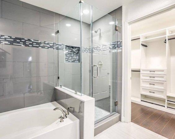 remodel contractor bathroom remodel